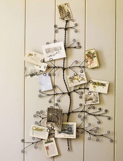 05-wall-christmas-card-holder-praktic-ideas-1
